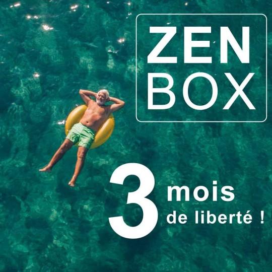 ZEN BOX 3 MOIS