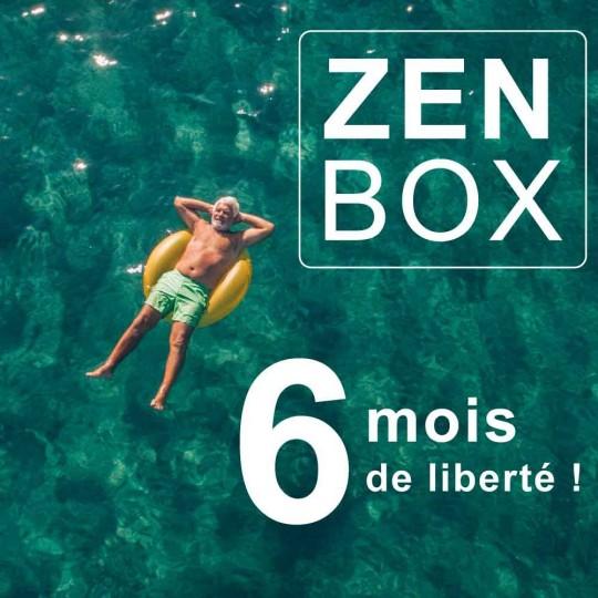 ZEN BOX 6 MOIS